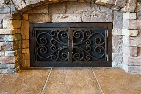 fireplace screen doors glass doors arched fireplace doors glass decorative arched fireplace