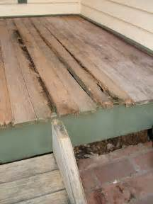 front porch wood flooring ask the builder