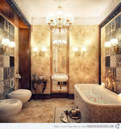 Luxury Bathroom Ideas Photos 20 Luxurious And Comfortable Classic Bathroom Designs Home Design Lover