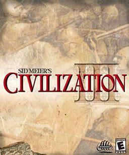 civilization iii wikipedia