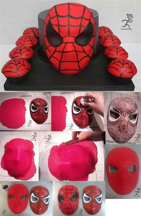 spiderman cake pattern 17 best images about spider man cakes on pinterest