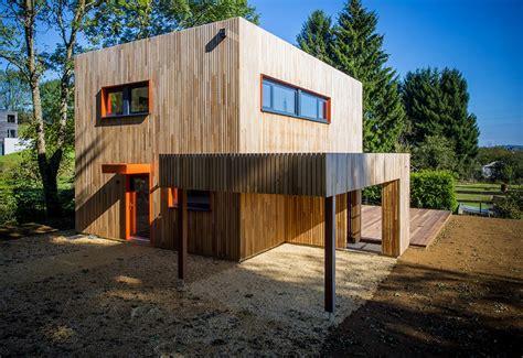 Maison Cube Bois Prix 3232 by Ncube Cr 233 Ation De Maison Ossature Bois