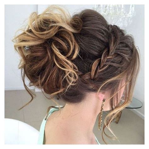 Prom Hairstyles by 25 Best Ideas About Formal Hair On