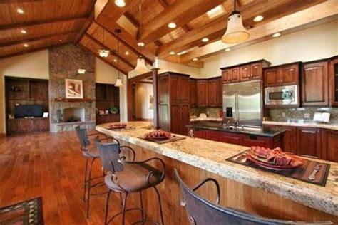 rustic open floor plans 17 best images about open floor plan design on pinterest