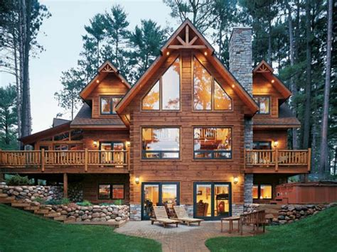 Beautiful Log Home Interiors by Nicest Bedrooms Most Expensive Log Homes Beautiful Log