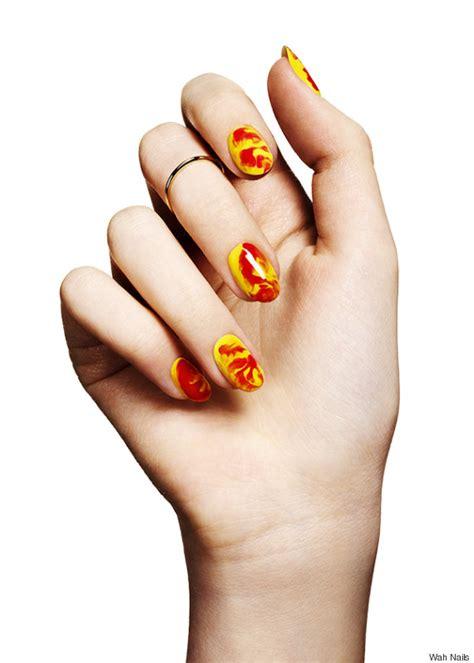 wah london tutorial lava nail art tutorial by wah nails sharmadean reid for