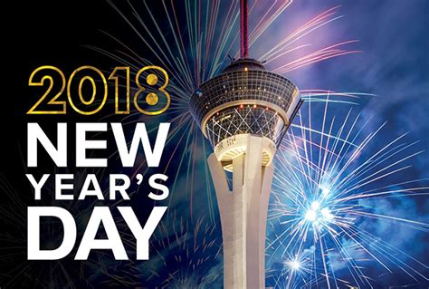 new year s day stratosphere casino hotel tower