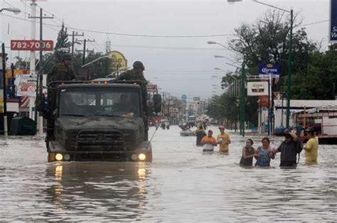 imagenes de desastres naturales ocurridos en mexico desastres naturales desplazan a dos millones de mexicanos
