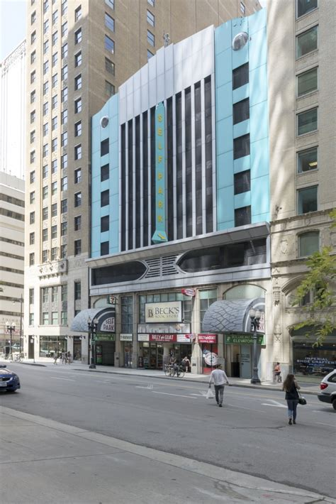 The Garage Chicago by In Photos 15 Buildings That Embody Chicago S Postmodern