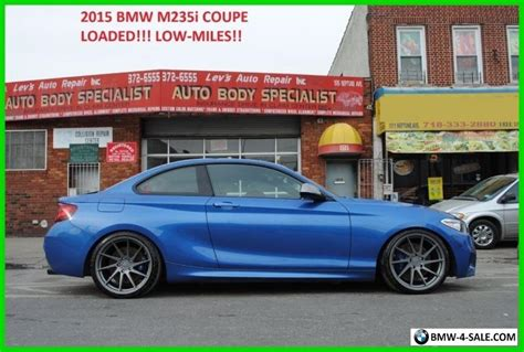 2015 bmw 2 series i m235i m 235 f22 m 235i for sale in