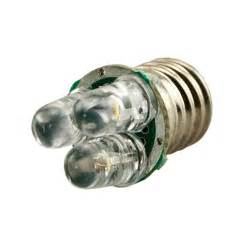 3 led flashlight replacement bulb 6 volt gt category c