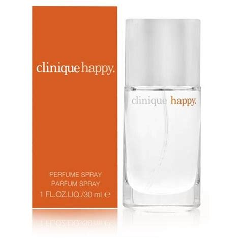 No Box Original Eropa Parfum Clinique Happy For Edt 100 Ml clinique happy s 1 ounce eau de parfum spray rakuten