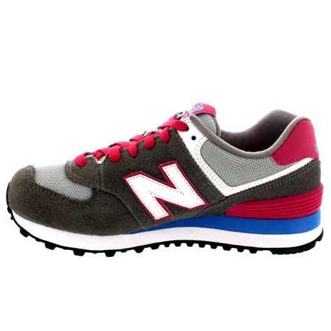womens casual athletic shoes womens new balance 574 casual low top casual running