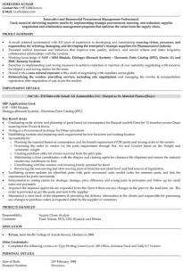 Procurement Manager Resume Sample procurement manager resume sample best resume sample