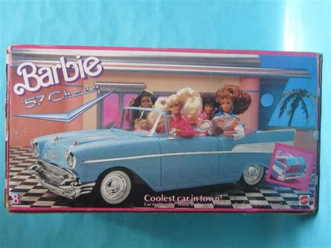 barbie 57 chevy best 25 barbie cars ideas on pinterest pink cars i