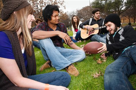 Great Giveaways For College Students - how to meet people at college