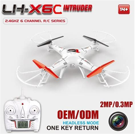 Drone Lh X10wf lh x6 x6c x6dv parts 16 official 7 4v 700mah battery for lead honor quadcopter rc drone parts