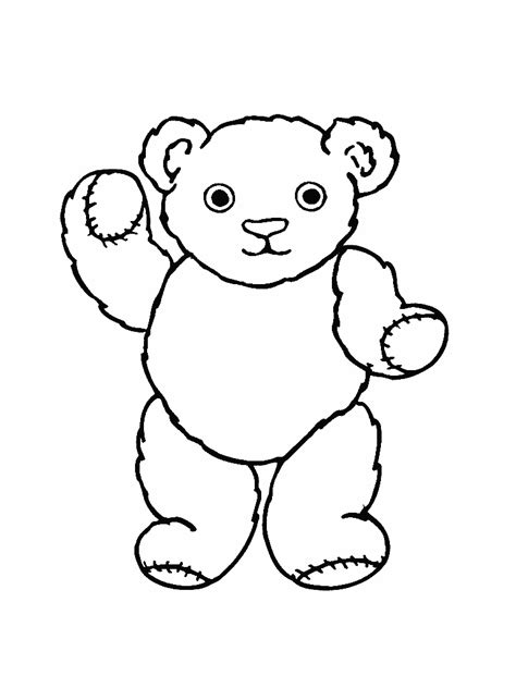 cute bear coloring pages cute bear coloring pages kids coloring pages