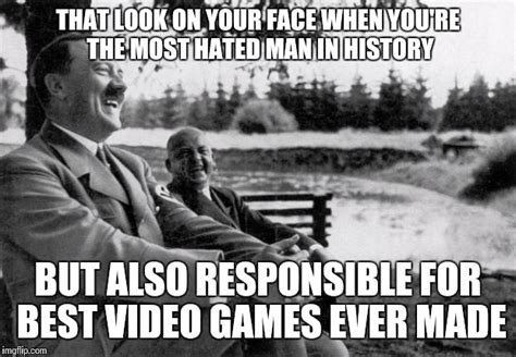 Best Memes Ever Made - adolf hitler laughing imgflip