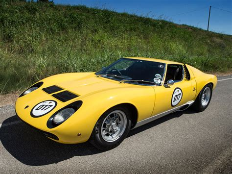 Lamborghini Sv For Sale Rod Stewart S Former Lamborghini Miura Sv For Sale Gtspirit