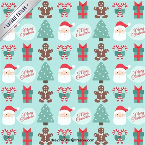 pattern merry christmas merry christmas pattern vector free download