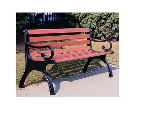 park bench actor airport luggage trolleys and plastic dustbins manufacturer