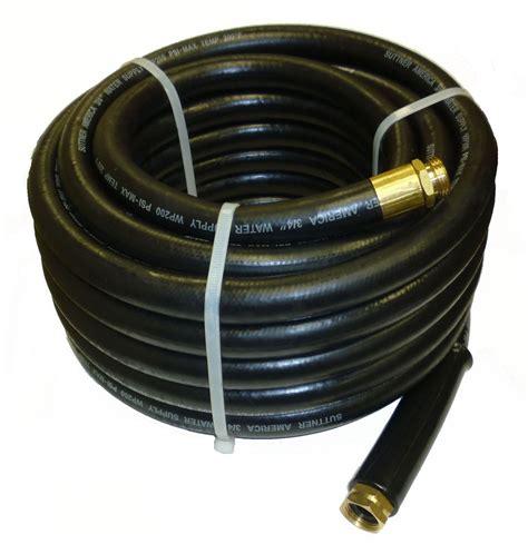 Gardeners Supply Hoses Suttner 3 4 Quot X 50 Heavy Duty Back Epdm Rubber Water