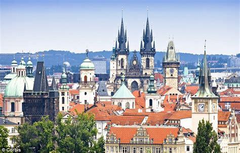 Bag Tourism Prague 1 2pcs prague city breaks the capital is back in fashion