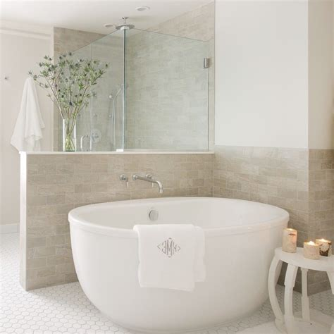100 egg shaped tub articles with porcelain tile