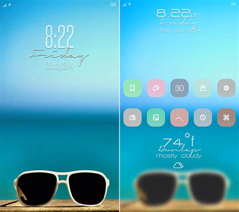 groovylock themes check out these 3 colorful ios theme setups