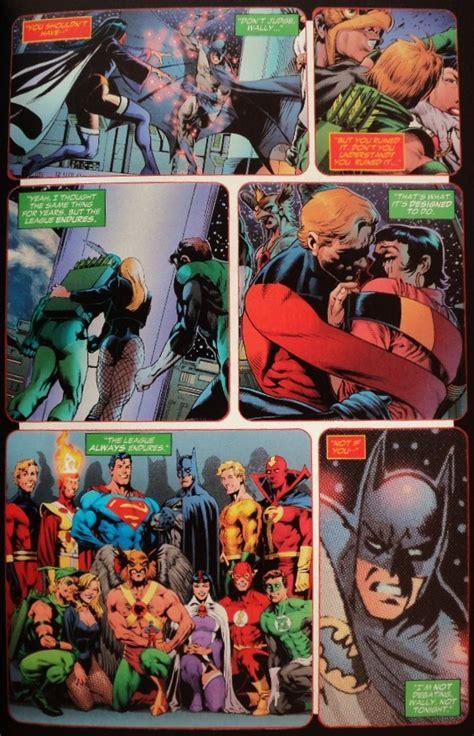 Comic Brad Meltzer Identity Crisis identity crisis brad meltzer morales the asylum the