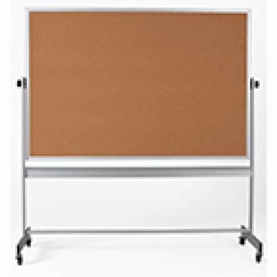 bulletin board cork rental stands for meetings tradeshows