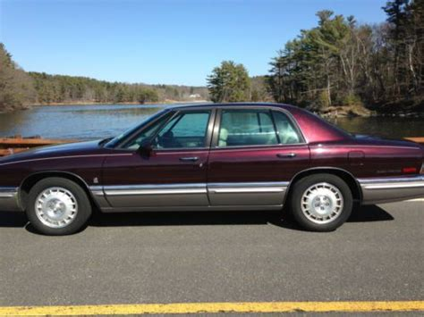 how to sell used cars 1996 buick park avenue seat position control sell used 1996 buick park avenue ultra supercharged only 22k miles rare in portsmouth new