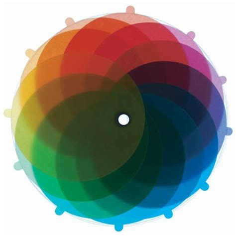 prismatic colors prismatic color wheel modern design by moderndesign org