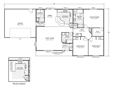 rambler home plans ballenger rambler floor plan jpg 1 165 215 898 pixels houses