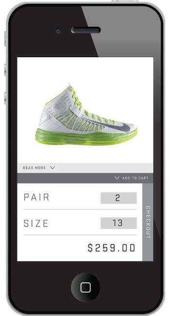 nike shoes app nike shoe app on behance