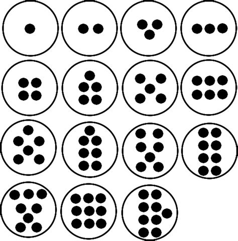 Math Dot Card Templates by How To Make And Use Dot Plates And Cards For Basic Math