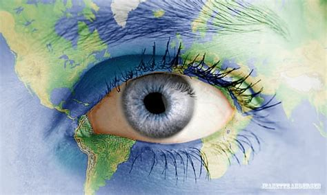 The World I See see the world differently by djsanka on deviantart