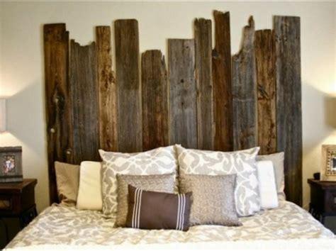 rustikales vintage schlafzimmer 38 kreative ideen f 252 r diy vintage kopfteil f 252 r ihr bett