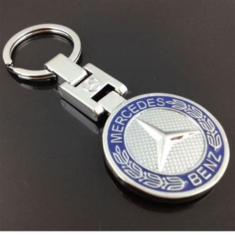Mercedes Keychains mercedes logo keyring keychain fob