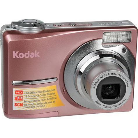 Pink Leather Digital By Kodak by Kodak Easyshare C913 Digital Pink 1509736 B H Photo