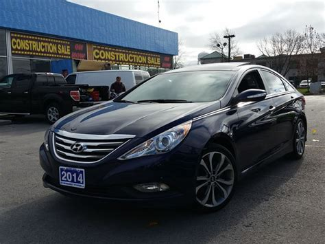 hyundai sonata 2014 used 2014 hyundai sonata sedan autos post