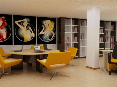 Interior Design Company by The Way Workplaces Should Look Like
