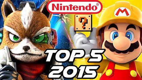 best mario for wii nintendo top 5 best of 2015 wii u 3ds mario