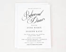 dinner invite template rehearsal dinner invitations templates free