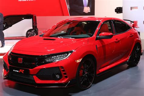 Car Types That Start With R by Hear The 2017 Honda Civic Type R Start Its Engine W