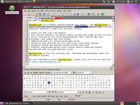 editpad lite for windows 7 text editor for windows