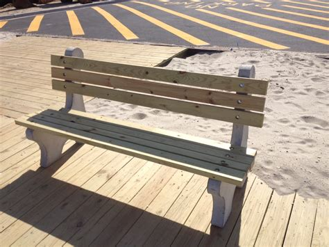 concrete benches totowa concrete products