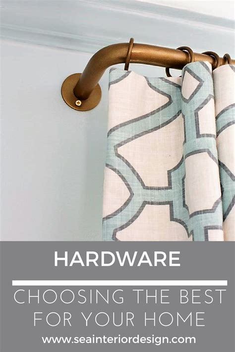 how to choose hardware how to choose the best hardware in interior design