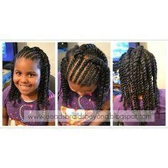kids scalp braids with loose ends hair beauty on pinterest protective hairstyles box